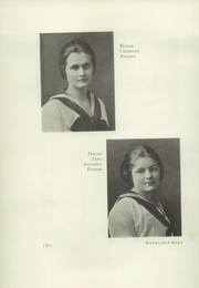 Page 16, 1920 Edition, Katherine Delmar Burke School - Works and Days Yearbook (San Francisco, CA) online yearbook collection