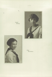 Page 15, 1922 Edition, Katherine Delmar Burke School - Works and Days Yearbook (San Francisco, CA) online yearbook collection