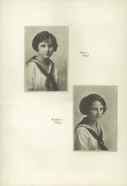 Page 16, 1922 Edition, Katherine Delmar Burke School - Works and Days Yearbook (San Francisco, CA) online yearbook collection