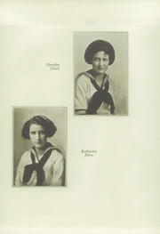 Page 17, 1922 Edition, Katherine Delmar Burke School - Works and Days Yearbook (San Francisco, CA) online yearbook collection
