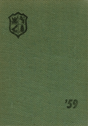 1959 Edition, Katherine Delmar Burke School - Works and Days Yearbook (San Francisco, CA)