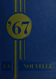 1967 Edition, Cathedral High School - La Nouvelle Yearbook (San Francisco, CA)