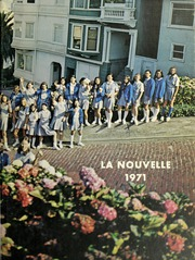 1971 Edition, Cathedral High School - La Nouvelle Yearbook (San Francisco, CA)