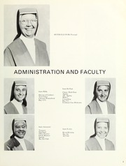 Page 7, 1971 Edition, Cathedral High School - La Nouvelle Yearbook (San Francisco, CA) online yearbook collection