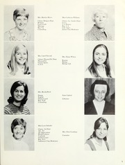 Page 9, 1971 Edition, Cathedral High School - La Nouvelle Yearbook (San Francisco, CA) online yearbook collection