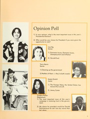 Page 9, 1977 Edition, Cathedral High School - La Nouvelle Yearbook (San Francisco, CA) online yearbook collection