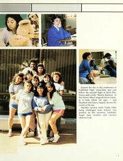 Page 9, 1986 Edition, Cathedral High School - La Nouvelle Yearbook (San Francisco, CA) online yearbook collection