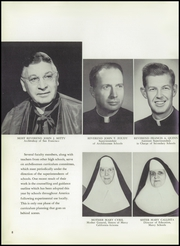 Page 12, 1958 Edition, Mercy High School - Yearbook (San Francisco, CA) online yearbook collection