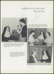 Page 13, 1958 Edition, Mercy High School - Yearbook (San Francisco, CA) online yearbook collection