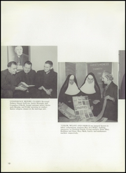 Page 14, 1958 Edition, Mercy High School - Yearbook (San Francisco, CA) online yearbook collection