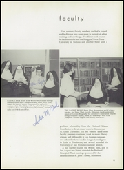 Page 15, 1958 Edition, Mercy High School - Yearbook (San Francisco, CA) online yearbook collection