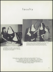 Page 17, 1958 Edition, Mercy High School - Yearbook (San Francisco, CA) online yearbook collection