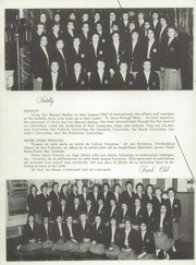 Page 8, 1959 Edition, Notre Dame des Victoires School - Victorienne Yearbook (San Francisco, CA) online yearbook collection