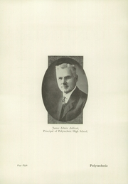 Page 12, 1922 Edition, Polytechnic High School - Polytechnic Yearbook (San Francisco, CA) online yearbook collection