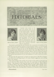 Page 15, 1922 Edition, Polytechnic High School - Polytechnic Yearbook (San Francisco, CA) online yearbook collection