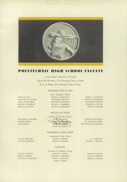 Page 11, 1932 Edition, Polytechnic High School - Polytechnic Yearbook (San Francisco, CA) online yearbook collection