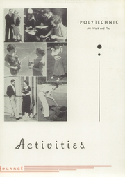 Page 11, 1936 Edition, Polytechnic High School - Polytechnic Yearbook (San Francisco, CA) online yearbook collection