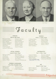 Page 12, 1936 Edition, Polytechnic High School - Polytechnic Yearbook (San Francisco, CA) online yearbook collection