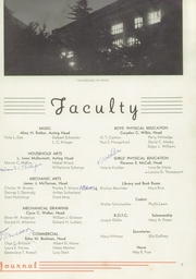 Page 13, 1936 Edition, Polytechnic High School - Polytechnic Yearbook (San Francisco, CA) online yearbook collection