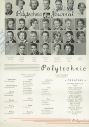 Page 16, 1936 Edition, Polytechnic High School - Polytechnic Yearbook (San Francisco, CA) online yearbook collection