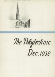 Page 5, 1938 Edition, Polytechnic High School - Polytechnic Yearbook (San Francisco, CA) online yearbook collection