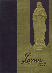 1958 Edition, Riordan High School - Lance Yearbook (San Francisco, CA)