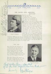Page 15, 1933 Edition, Glendora High School - Bellendaine Yearbook (Glendora, CA) online yearbook collection