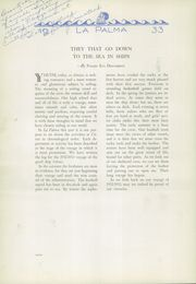 Page 16, 1933 Edition, Glendora High School - Bellendaine Yearbook (Glendora, CA) online yearbook collection