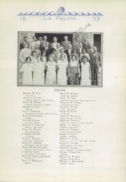 Page 17, 1933 Edition, Glendora High School - Bellendaine Yearbook (Glendora, CA) online yearbook collection
