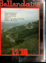 Page 5, 1978 Edition, Glendora High School - Bellendaine Yearbook (Glendora, CA) online yearbook collection