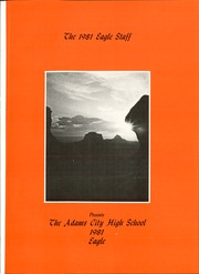 Page 5, 1981 Edition, Adams City High School - Eagle Yearbook (Commerce City, CO) online yearbook collection