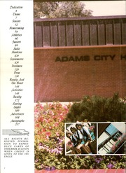 Page 6, 1981 Edition, Adams City High School - Eagle Yearbook (Commerce City, CO) online yearbook collection