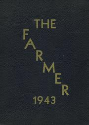 1943 Edition, Wheat Ridge High School - Agrarian Yearbook (Wheat Ridge, CO)
