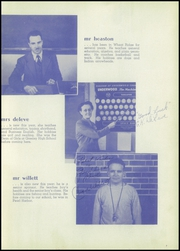 Page 13, 1944 Edition, Wheat Ridge High School - Agrarian Yearbook (Wheat Ridge, CO) online yearbook collection