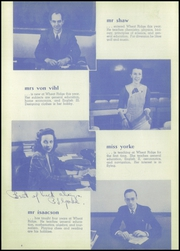 Page 14, 1944 Edition, Wheat Ridge High School - Agrarian Yearbook (Wheat Ridge, CO) online yearbook collection
