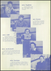 Page 15, 1944 Edition, Wheat Ridge High School - Agrarian Yearbook (Wheat Ridge, CO) online yearbook collection
