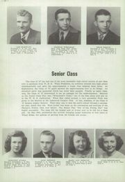 Page 16, 1947 Edition, Wheat Ridge High School - Agrarian Yearbook (Wheat Ridge, CO) online yearbook collection