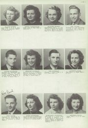 Page 17, 1947 Edition, Wheat Ridge High School - Agrarian Yearbook (Wheat Ridge, CO) online yearbook collection