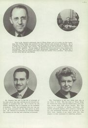 Page 9, 1947 Edition, Wheat Ridge High School - Agrarian Yearbook (Wheat Ridge, CO) online yearbook collection