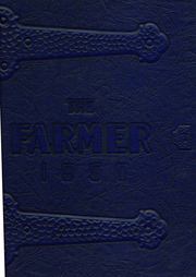1950 Edition, Wheat Ridge High School - Agrarian Yearbook (Wheat Ridge, CO)