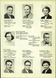Page 11, 1953 Edition, Wheat Ridge High School - Agrarian Yearbook (Wheat Ridge, CO) online yearbook collection