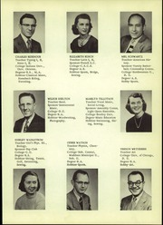 Page 13, 1953 Edition, Wheat Ridge High School - Agrarian Yearbook (Wheat Ridge, CO) online yearbook collection
