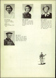 Page 14, 1953 Edition, Wheat Ridge High School - Agrarian Yearbook (Wheat Ridge, CO) online yearbook collection