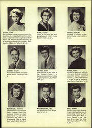 Page 17, 1953 Edition, Wheat Ridge High School - Agrarian Yearbook (Wheat Ridge, CO) online yearbook collection