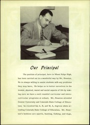 Page 8, 1953 Edition, Wheat Ridge High School - Agrarian Yearbook (Wheat Ridge, CO) online yearbook collection