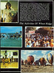 Page 149, 1983 Edition, Wheat Ridge High School - Agrarian Yearbook (Wheat Ridge, CO) online yearbook collection