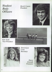Page 184, 1983 Edition, Wheat Ridge High School - Agrarian Yearbook (Wheat Ridge, CO) online yearbook collection