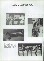 Page 188, 1983 Edition, Wheat Ridge High School - Agrarian Yearbook (Wheat Ridge, CO) online yearbook collection