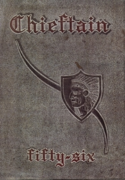 1956 Edition, Loveland High School - Chieftain Yearbook (Loveland, CO)