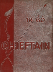 1960 Edition, Loveland High School - Chieftain Yearbook (Loveland, CO)
